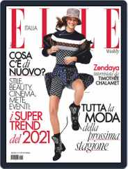 Elle Italia Magazine (Digital) Subscription January 29th, 2021 Issue