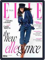 Elle Italia Magazine (Digital) Subscription March 6th, 2021 Issue