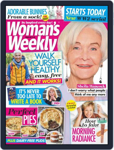 Woman's Weekly Magazine (Digital) March 9th, 2021 Issue Cover