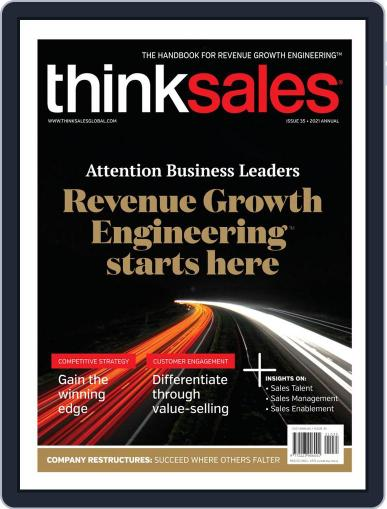 ThinkSales June 30th, 2021 Digital Back Issue Cover
