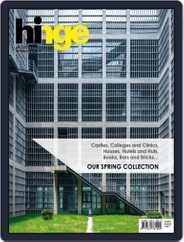 hinge Magazine (Digital) Subscription May 17th, 2021 Issue
