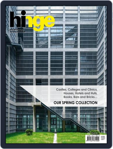hinge Magazine (Digital) May 17th, 2021 Issue Cover