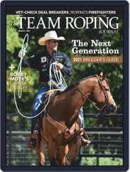 The Team Roping Journal Magazine (Digital) Subscription March 1st, 2021 Issue