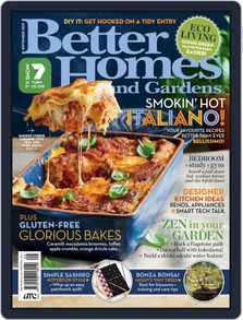 Better Homes and Gardens Australia Magazine (Digital) Subscription