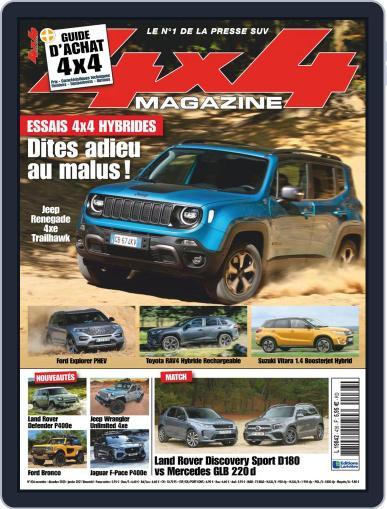 4x4 Magazine (Digital) November 1st, 2020 Issue Cover