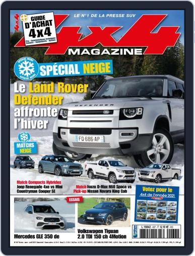4x4 Magazine (Digital) January 14th, 2021 Issue Cover