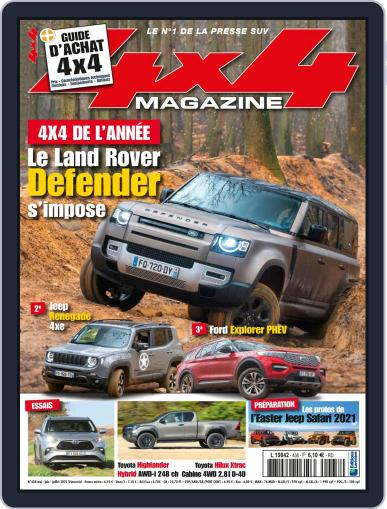 4x4 Magazine (Digital) May 1st, 2021 Issue Cover