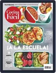 Cocina Fácil Magazine (Digital) Subscription August 1st, 2021 Issue