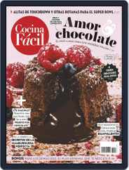 Cocina Fácil Magazine (Digital) Subscription February 1st, 2021 Issue