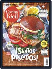 Cocina Fácil Magazine (Digital) Subscription March 1st, 2021 Issue