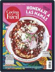 Cocina Fácil Magazine (Digital) Subscription May 1st, 2021 Issue