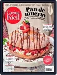 Cocina Fácil Magazine (Digital) Subscription October 1st, 2021 Issue
