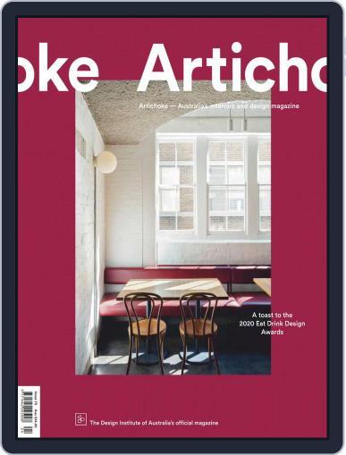 Artichoke Magazine (Digital) December 1st, 2020 Issue Cover