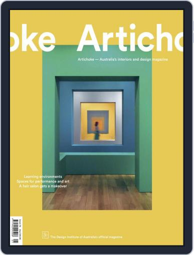 Artichoke Magazine (Digital) March 1st, 2021 Issue Cover