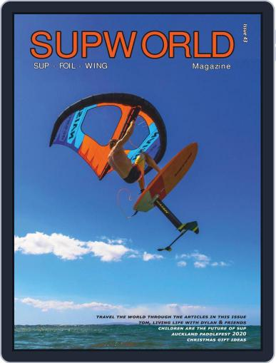 SUPWorld Magazine (Digital) December 1st, 2020 Issue Cover