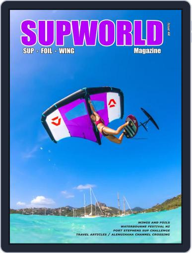 SUPWorld Magazine (Digital) March 1st, 2021 Issue Cover