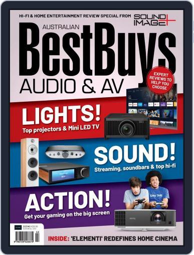Best Buys – Audio & AV