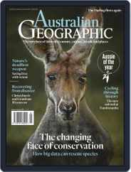 Australian Geographic Magazine (Digital) Subscription January 1st, 2021 Issue