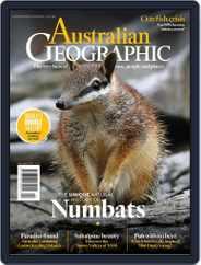 Australian Geographic Magazine (Digital) Subscription July 1st, 2021 Issue