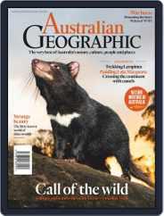Australian Geographic Magazine (Digital) Subscription March 1st, 2021 Issue