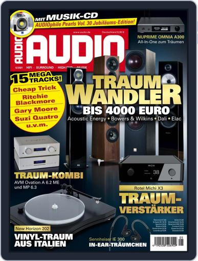 Audio Germany Magazine (Digital) May 1st, 2021 Issue Cover