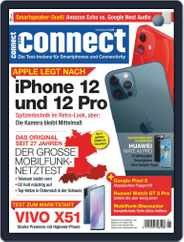 Connect Magazine (Digital) Subscription January 1st, 2021 Issue
