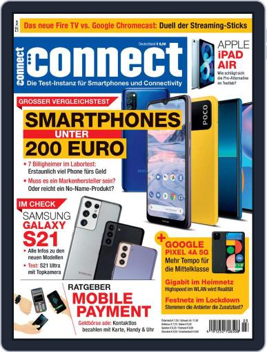 Connect Magazine (Digital) March 1st, 2021 Issue Cover