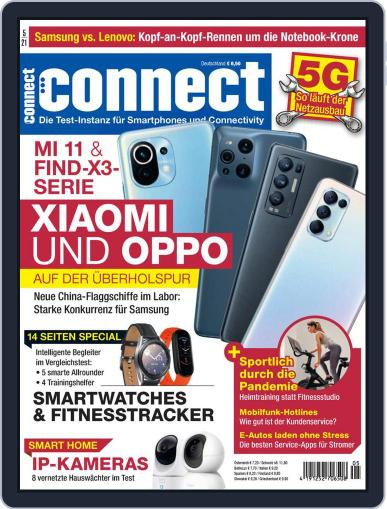 Connect Magazine (Digital) May 1st, 2021 Issue Cover