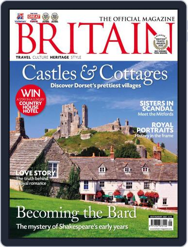 Britain Magazine (Digital) July 1st, 2021 Issue Cover