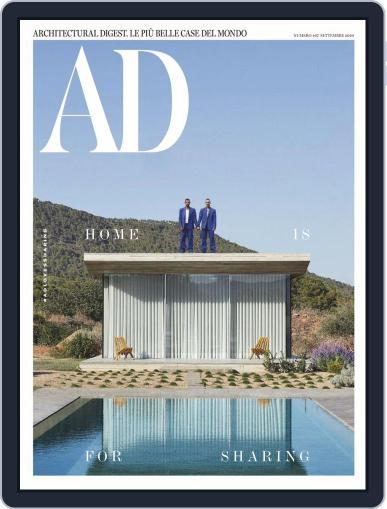Ad Italia Magazine (Digital) September 1st, 2020 Issue Cover