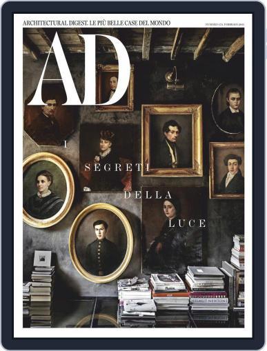 Ad Italia Magazine (Digital) February 1st, 2021 Issue Cover