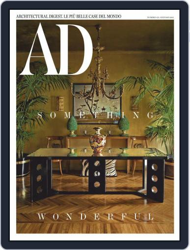 Ad Italia Magazine (Digital) January 1st, 2021 Issue Cover