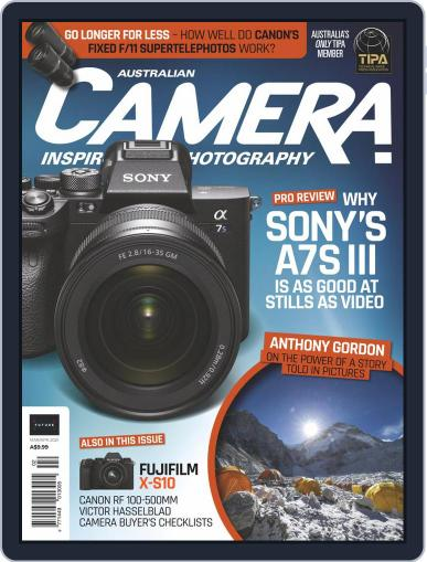Camera Magazine (Digital) March 1st, 2021 Issue Cover