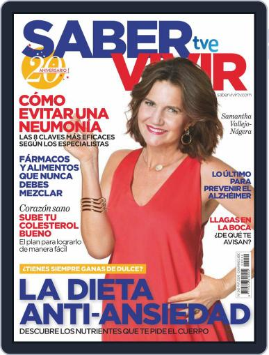 Saber Vivir Magazine (Digital) December 1st, 2020 Issue Cover