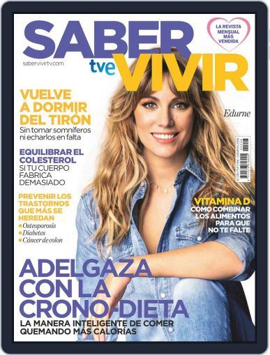 Saber Vivir Magazine (Digital) April 1st, 2021 Issue Cover