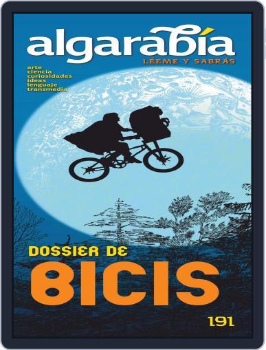 Algarabía Magazine (Digital) October 1st, 2020 Issue Cover