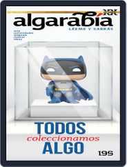 Algarabía Magazine (Digital) Subscription July 1st, 2021 Issue