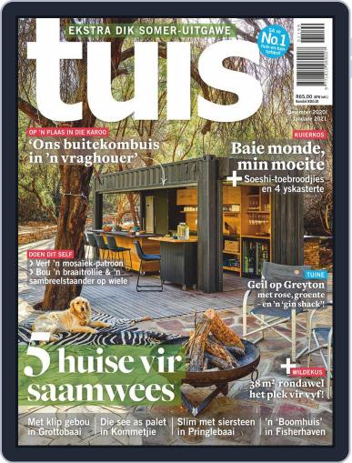 Tuis Magazine (Digital) December 1st, 2020 Issue Cover