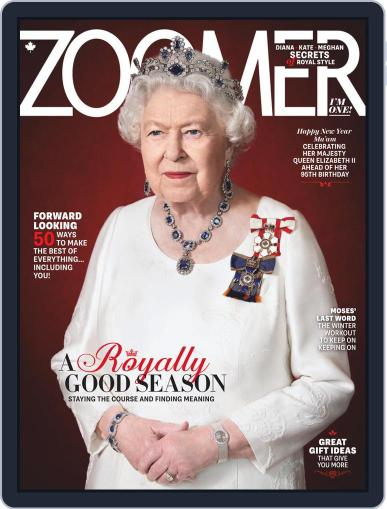Zoomer Magazine (Digital) January 1st, 2021 Issue Cover