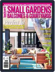 Small Gardens, Balconies & Courtyards Magazine (Digital) Subscription May 14th, 2015 Issue