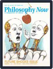 Philosophy Now Magazine (Digital) Subscription August 1st, 2020 Issue