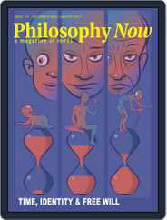 Philosophy Now Magazine (Digital) Subscription December 1st, 2020 Issue