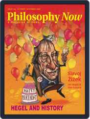 Philosophy Now Magazine (Digital) Subscription October 1st, 2020 Issue