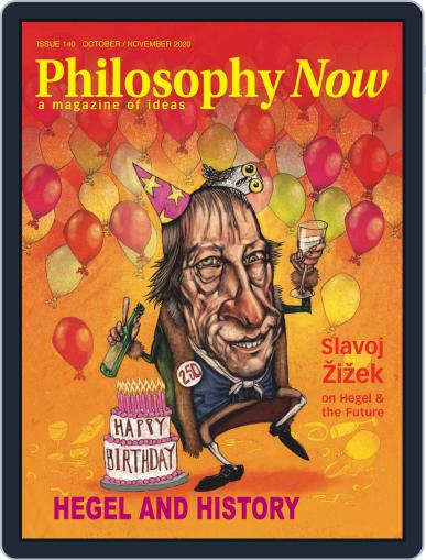 Philosophy Now Magazine (Digital) October 1st, 2020 Issue Cover