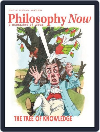 Philosophy Now Magazine (Digital) February 1st, 2021 Issue Cover