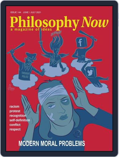Philosophy Now Magazine (Digital) June 1st, 2021 Issue Cover