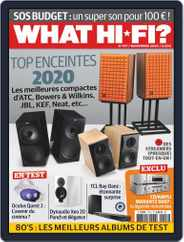 What Hifi France Magazine (Digital) Subscription November 1st, 2020 Issue