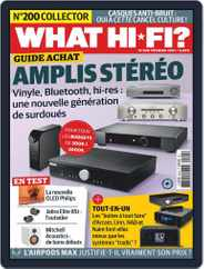 What Hifi France Magazine (Digital) Subscription February 1st, 2021 Issue