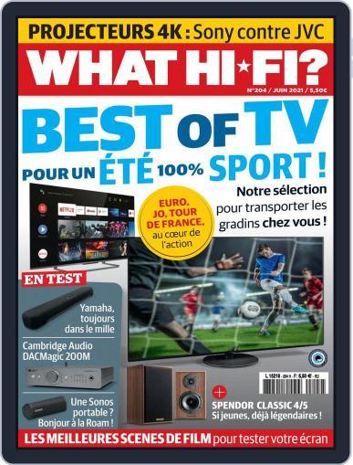 What Hifi France Magazine (Digital) June 1st, 2021 Issue Cover
