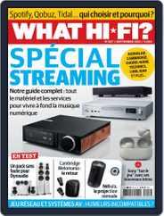 What Hifi France Magazine (Digital) Subscription September 1st, 2021 Issue